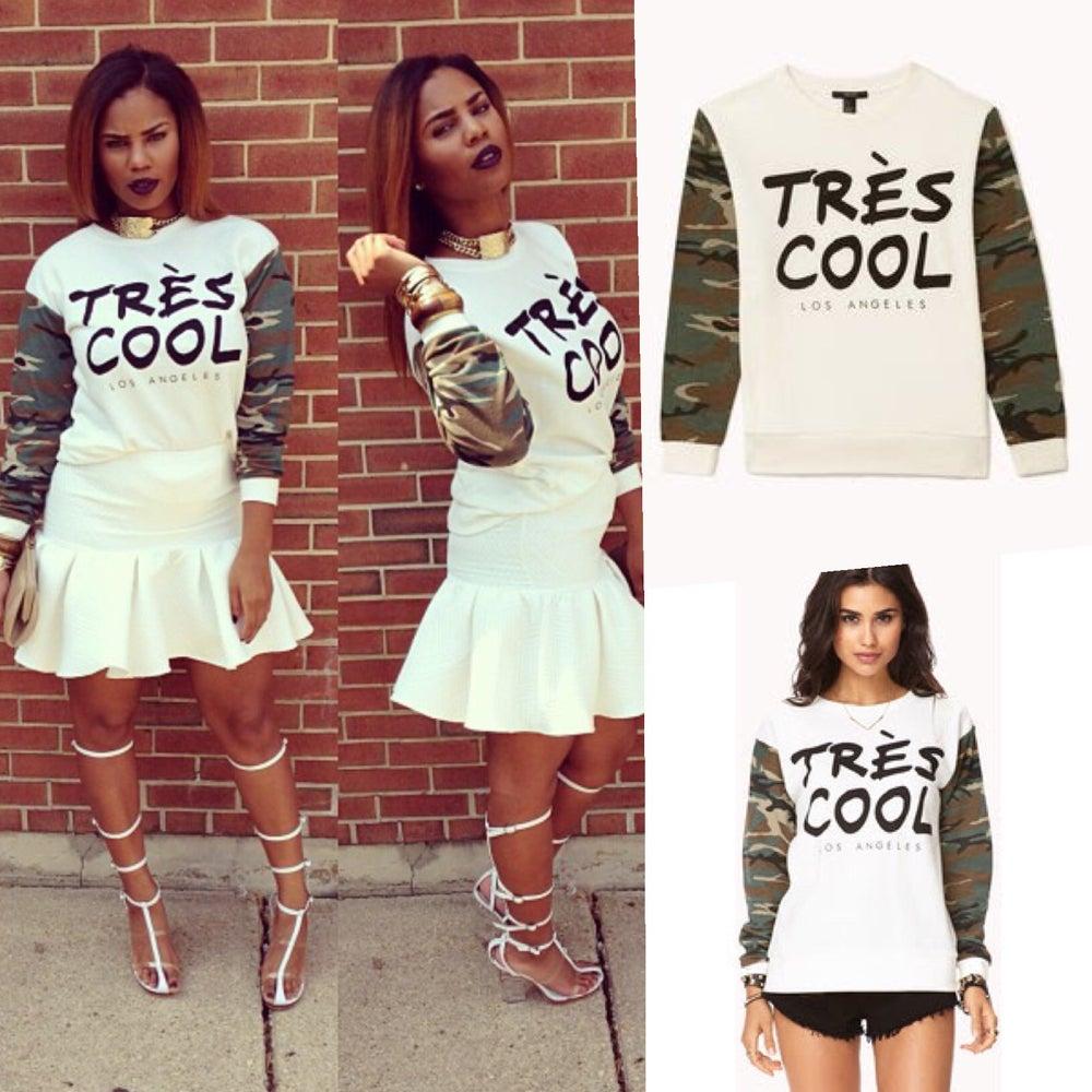 Image of Tres cool Sweatshirt