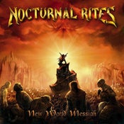 "Image of Nocturnal Rites - New World Messiah [limited 12"" vinyl edition]"