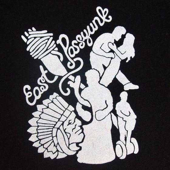 Image of East Passyunk Love (Black)