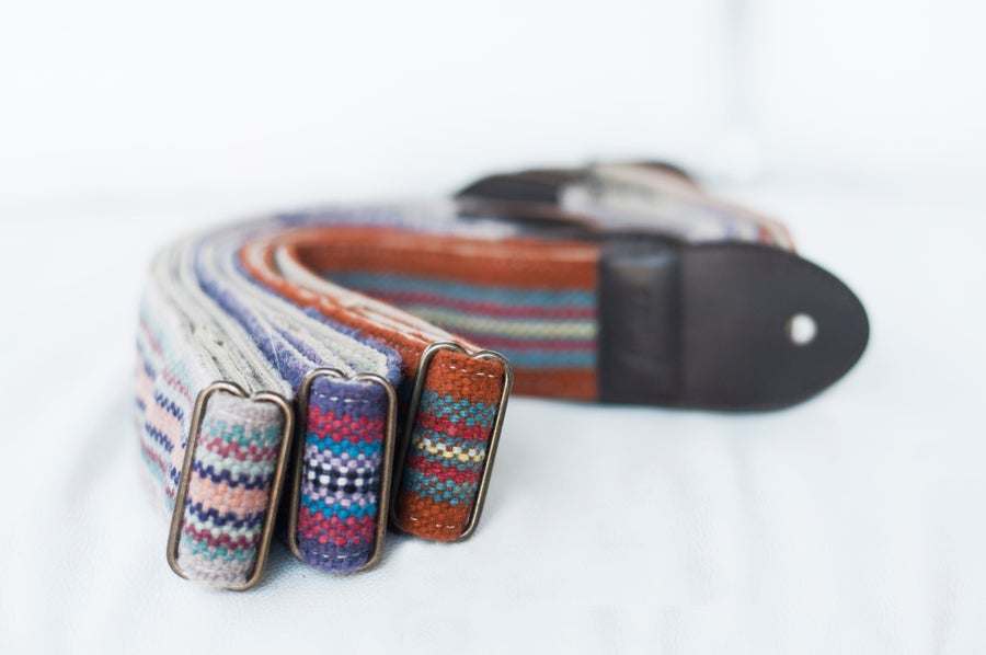Image of Music Farm Guitar Straps