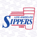 "Image of SipLean: ""LA Sippers"" T-Shirt"