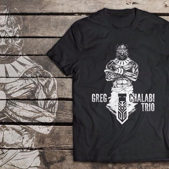 "Image of ""GREG CHALABI TRIO"" SHIRT"