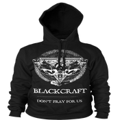 Image of Protection Moth - Hooded Pullover Sweater