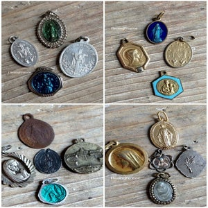 Image of French Medal Sets