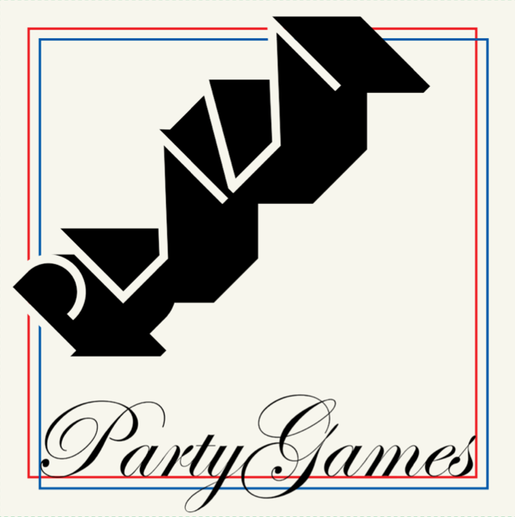 "Image of PLAzA - ""PARTY GAMES"" 12"" EP"