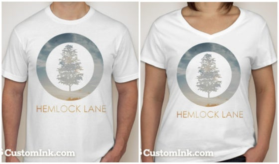 Image of Hemlock Lane White Tee