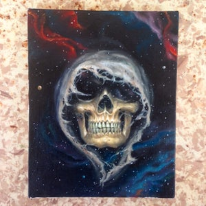 Image of Cosmic death