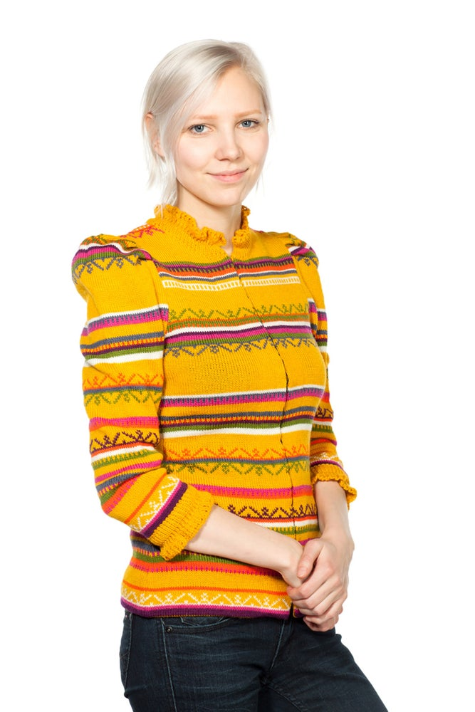 Image of LIINA yellow