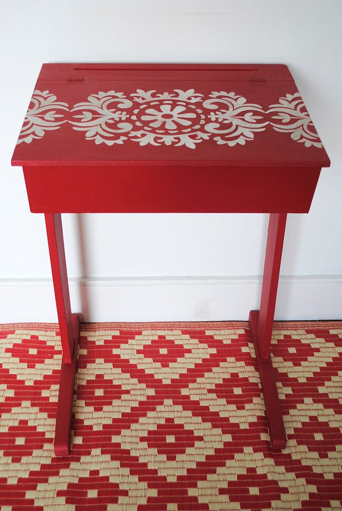 Image of Esmeralda Vintage Desk