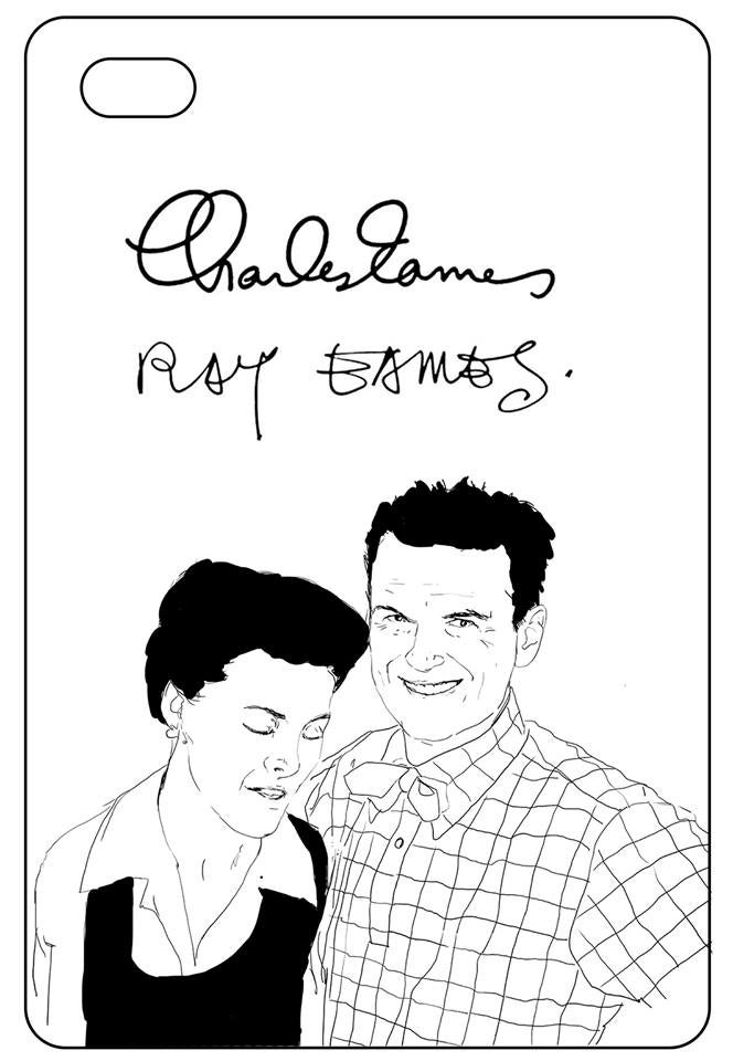 Image of Charles & Ray Eames