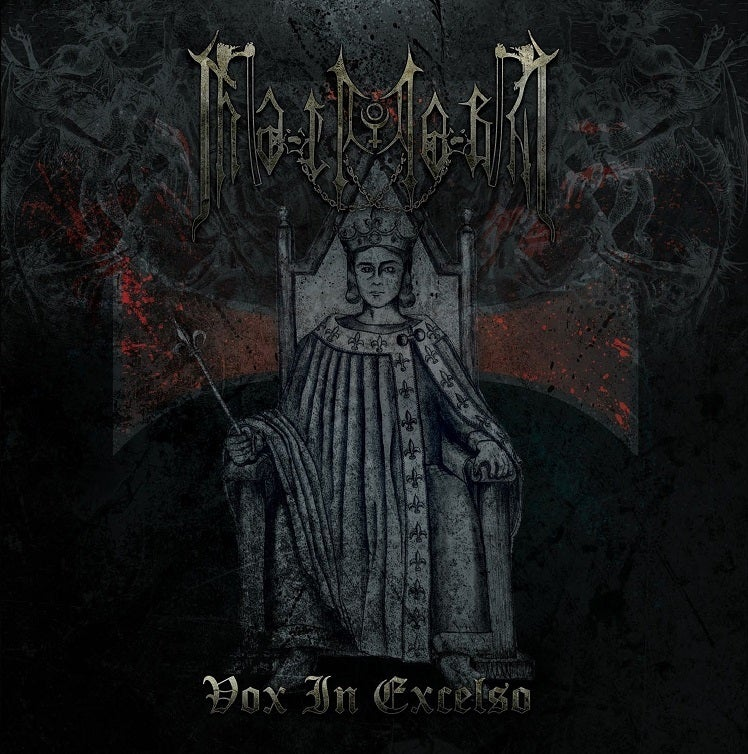 Image of MALMORT - Vox In Excelso (CD)