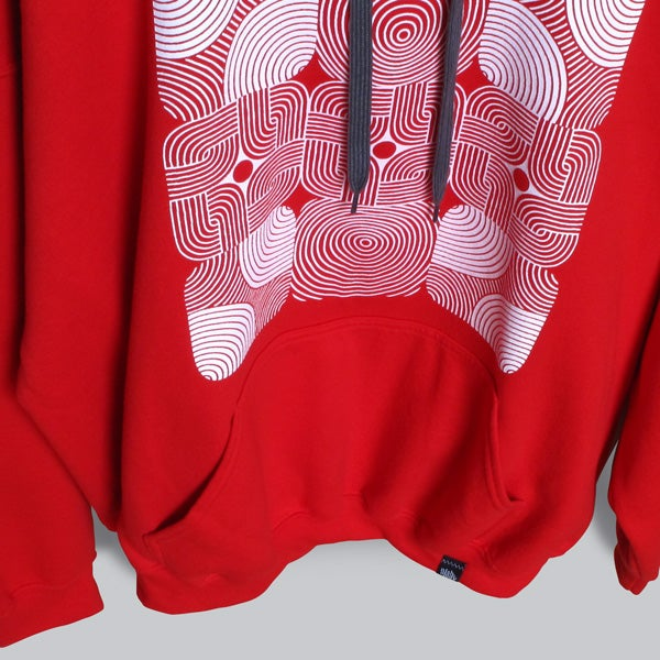 Image of Kah-o-shun Pullover – Red