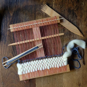 Image of Maple hand loom kit