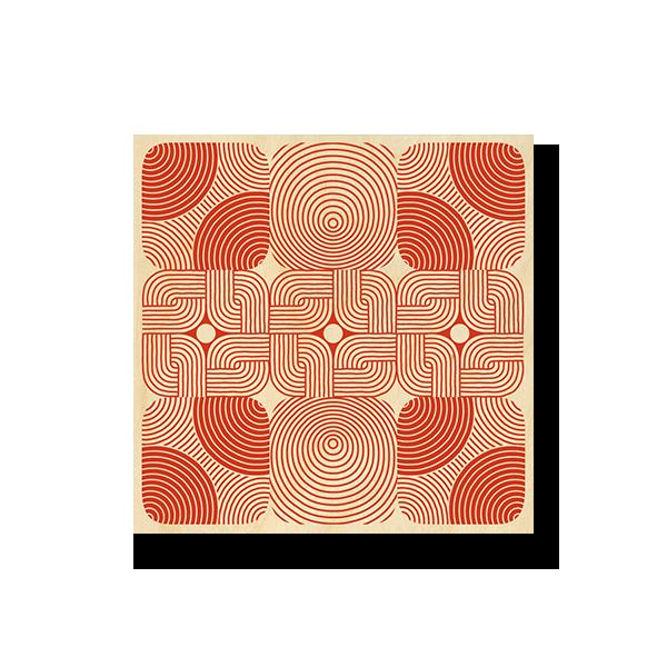 Image of Kah-o'-shun Wood Panel – Birch