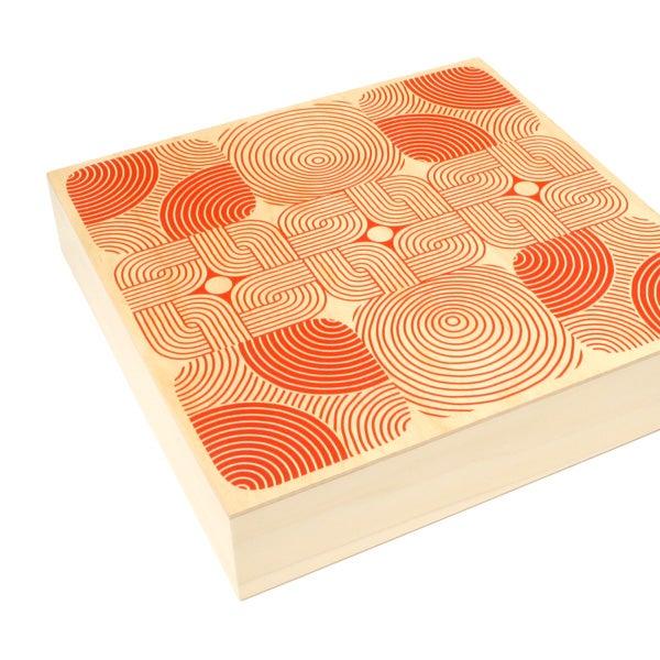 Image of Kah-o-shun Wood Panel – Birch