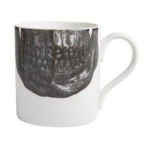 Image of Jaw and tooth mug