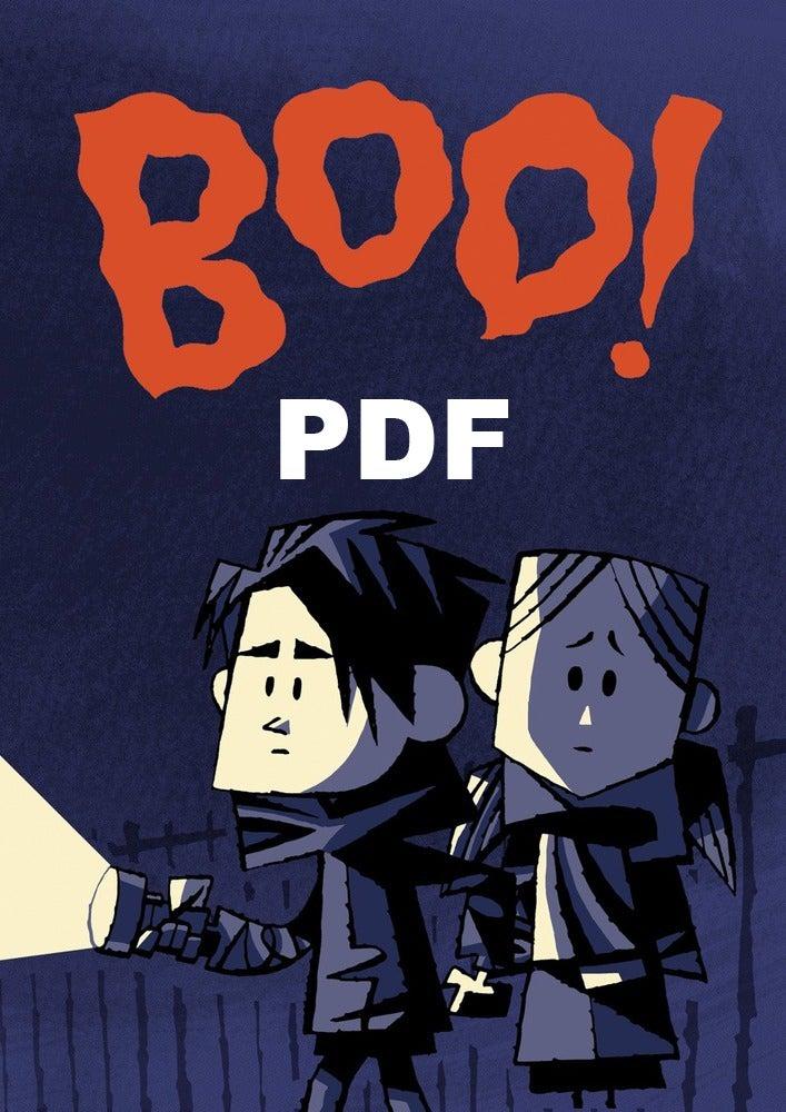 Image of BOO! Digital Version