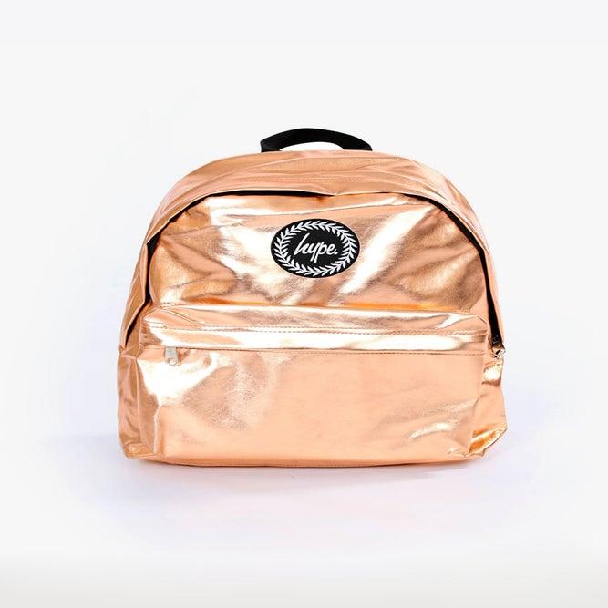 Image of HYPE. METALLIC GOLD BAG