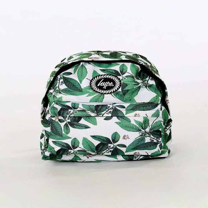 Image of HYPE. LEAVES BACKPACK