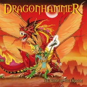 "Image of DRAGONHAMMER ""The Blood Of The Dragon (MMXV edition)"" CD (PRE-ORDER!!!)"
