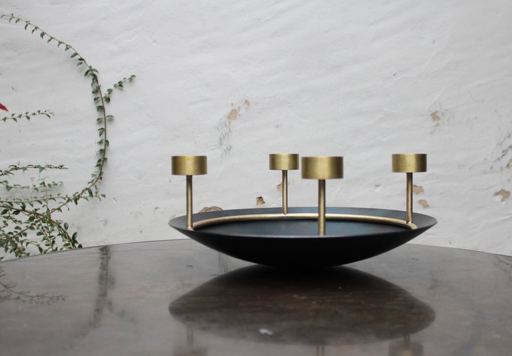 Image of Advent Wreath / Year Round Bowl