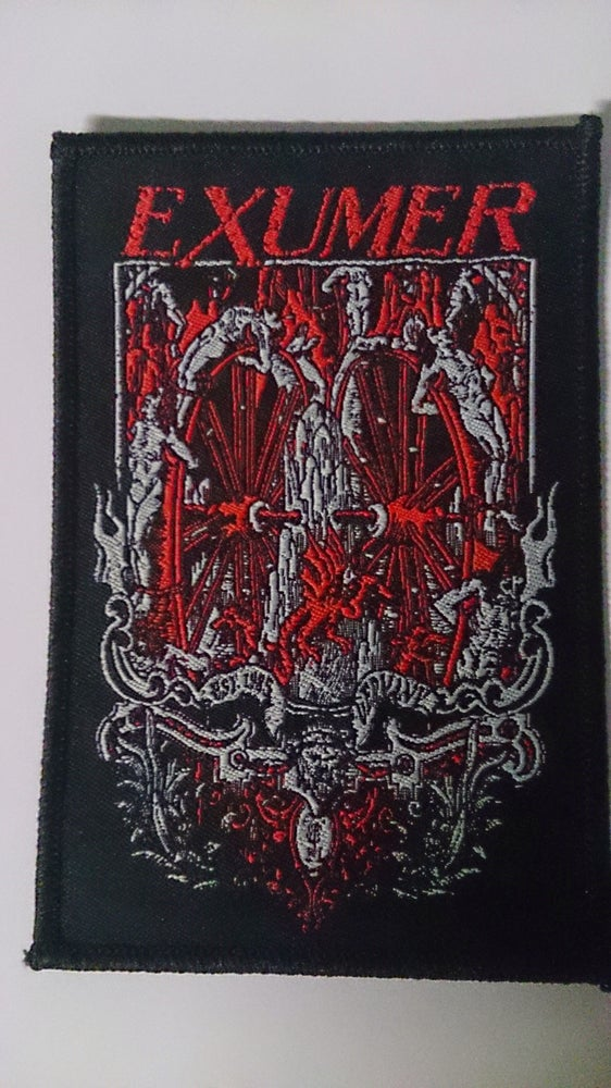 Image of Fire And Damnation Patch