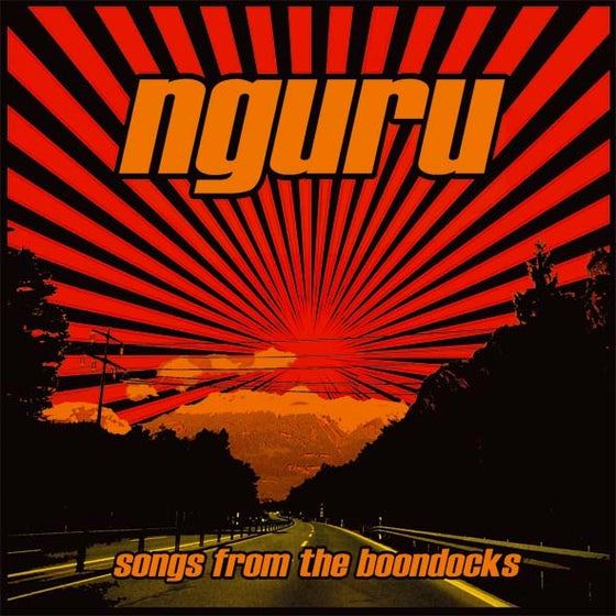 "Image of NGURU ""SONGS FROM THE BOONDOCKS"""