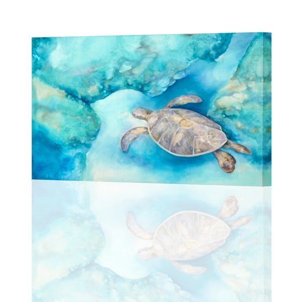Image of Sea Turtle Giclee Print