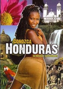 Image of Conozca Honduras DVD!