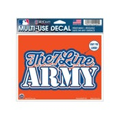 Image of DECAL: The 7 Line Army