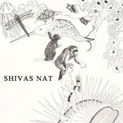 Image of Shivas Nat - Gimme Your b/w Love Bug -- colored vinyl 7""