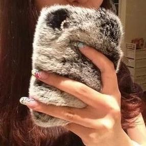 Image of Lux Plush Fur Case