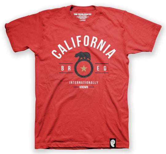 Image of Cali Bred (SF) Red