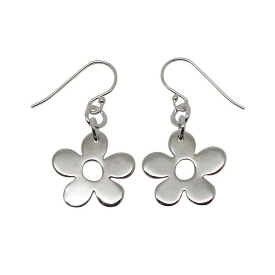 "Image of ""Little Daisy"" Sterling Silver Earrings"