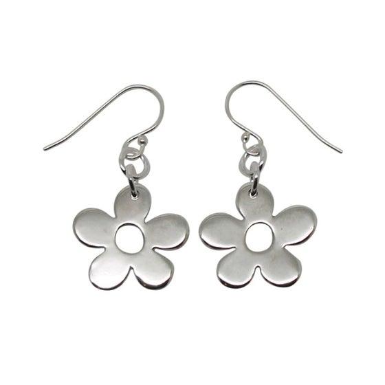 """Image of """"Little Daisy"""" Sterling Silver Earrings"""