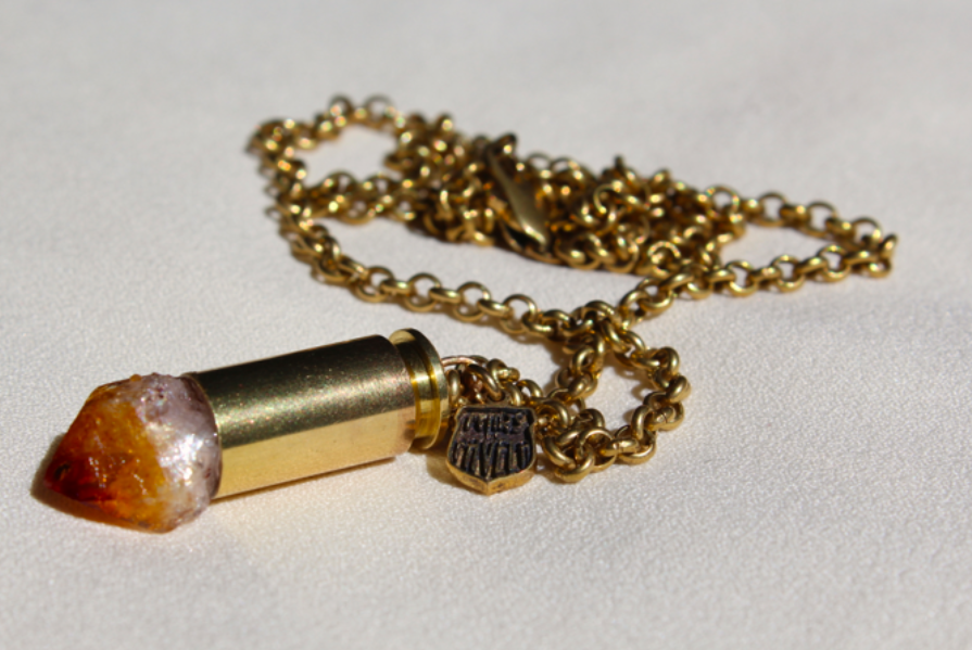 Image of Crystals not Pistols - Thug Chain.