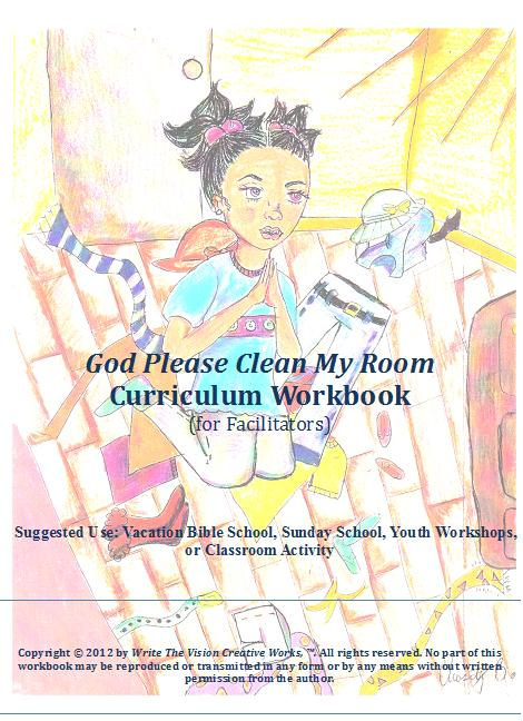 Image of God Please Clean My Room Curriculum:Basic