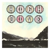 """Image of High Dive - Europe 12"""" w/Screened B-Side"""