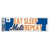 Image of DECAL: Eat Sleep Mets Repeat