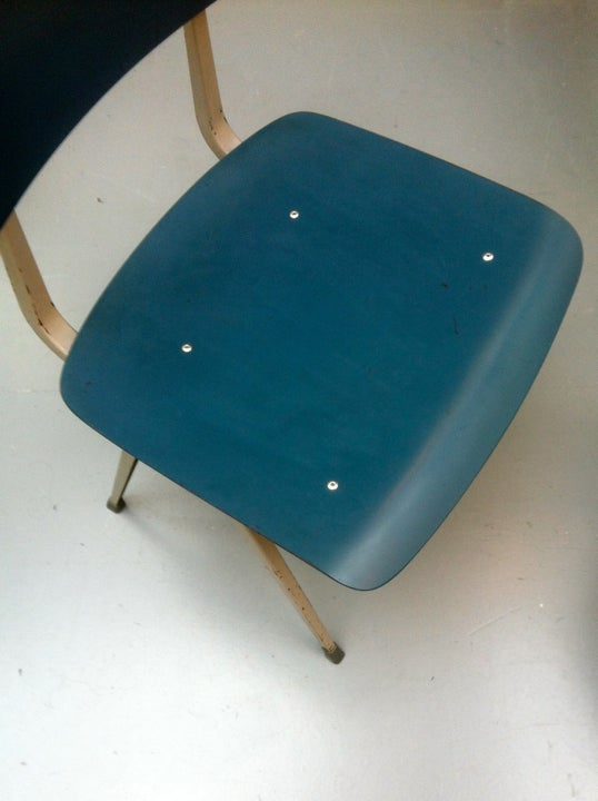 Image of Blue Result Chair by Friso Kramer
