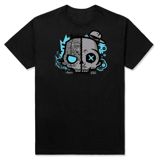 Image of - Back to Skull - T-shirt