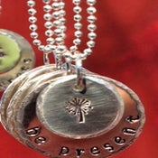 Image of WYSH Wisdom Necklaces in Sterling Silver