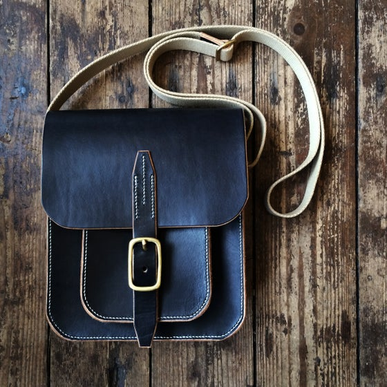Image of Utility Satchel by Ruth Pullan
