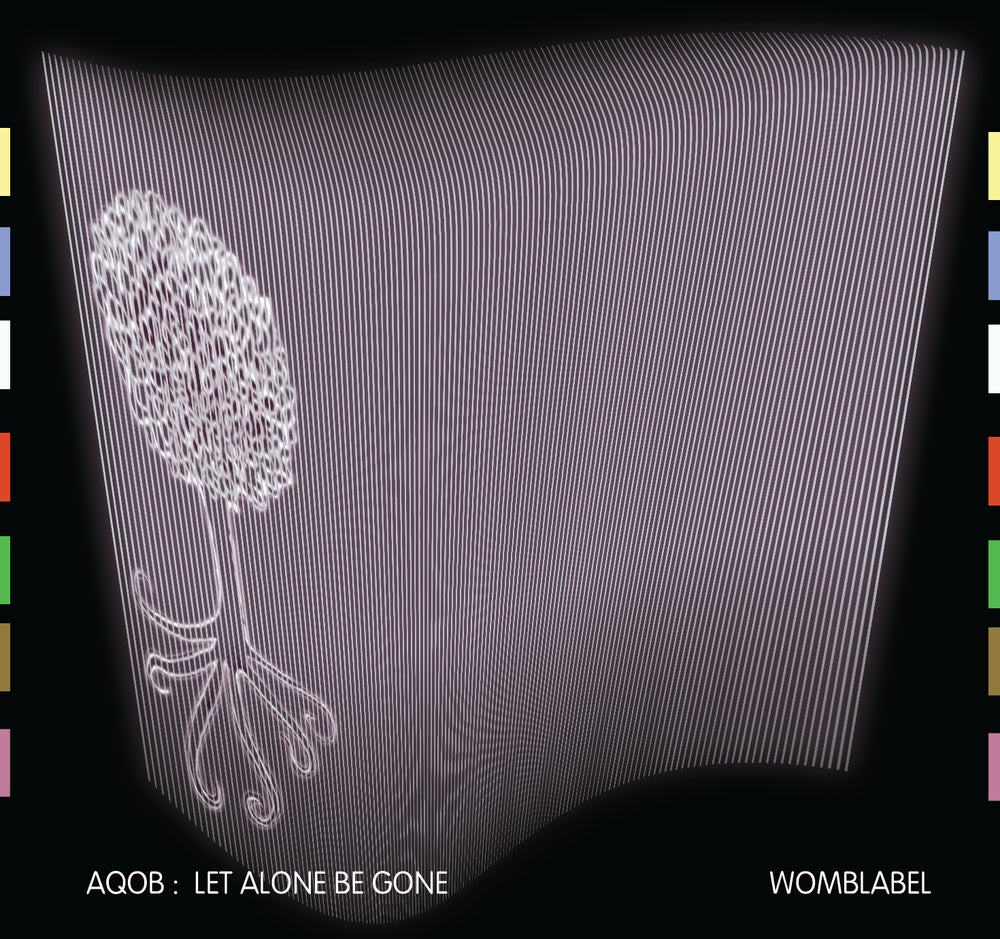 Image of Let Alone Be Gone (Limited Edition CD)