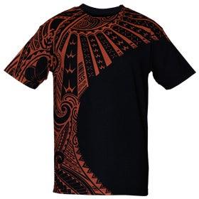 Image of Tatau Laumei Black designed by Samoan Mike