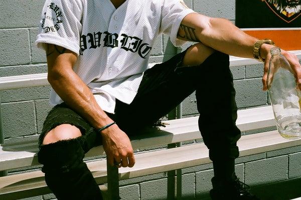 Image of Mesh Baseball Jersey