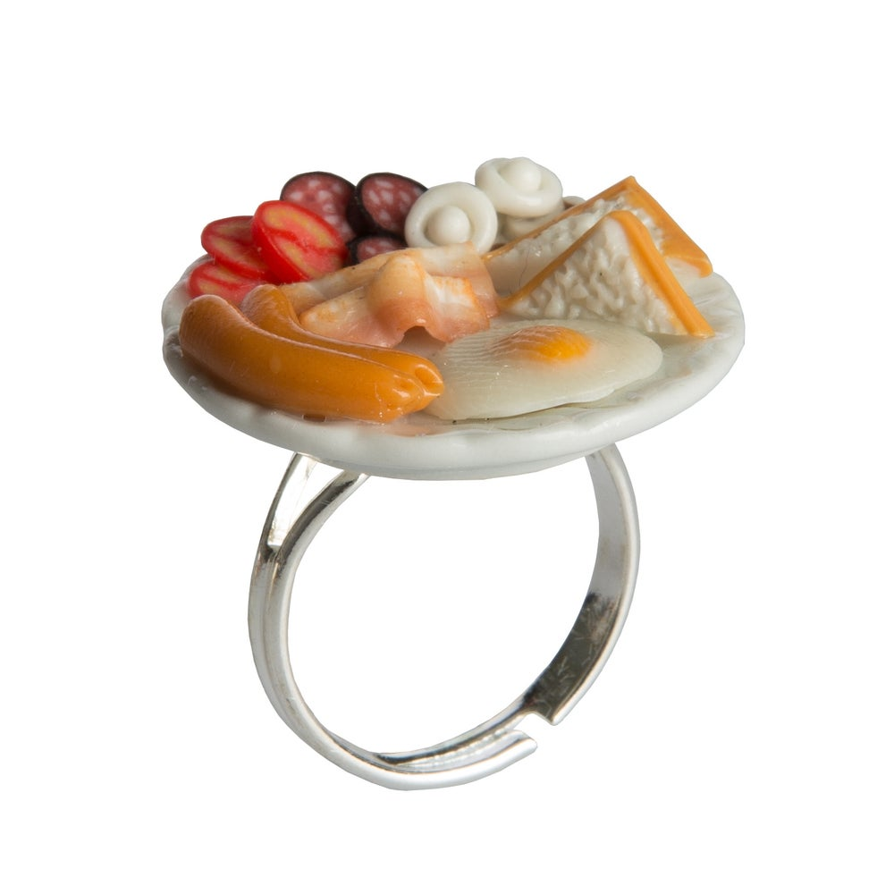 Image of Hand Food - Breakfast Platter Ring