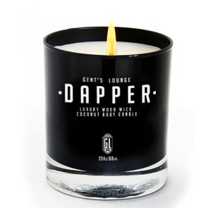Image of DAPPER || Premium Candle