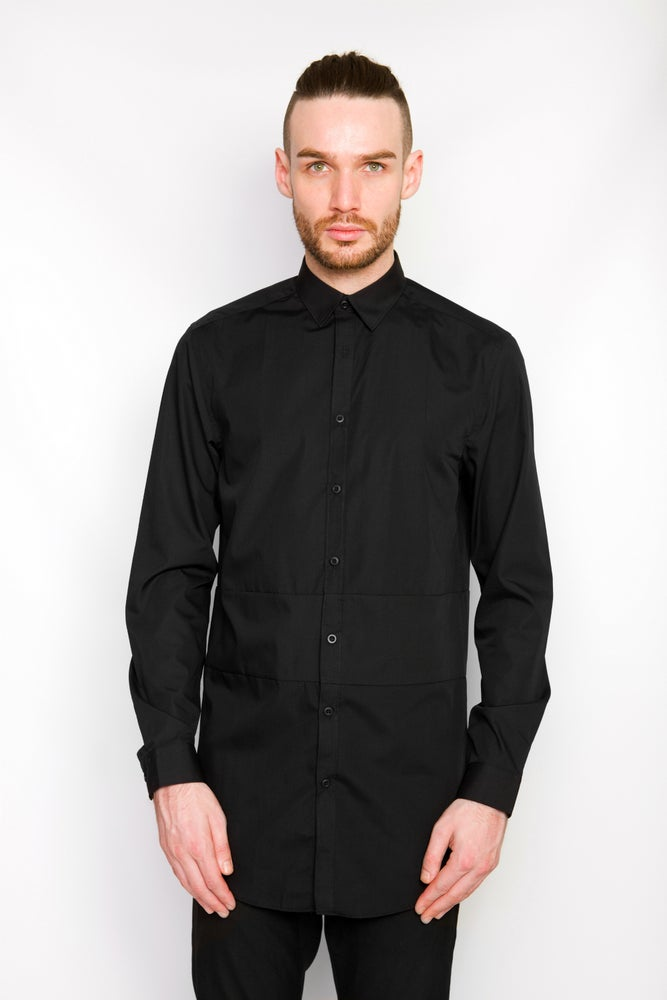 Image of Ⅲ B Extended Shirt