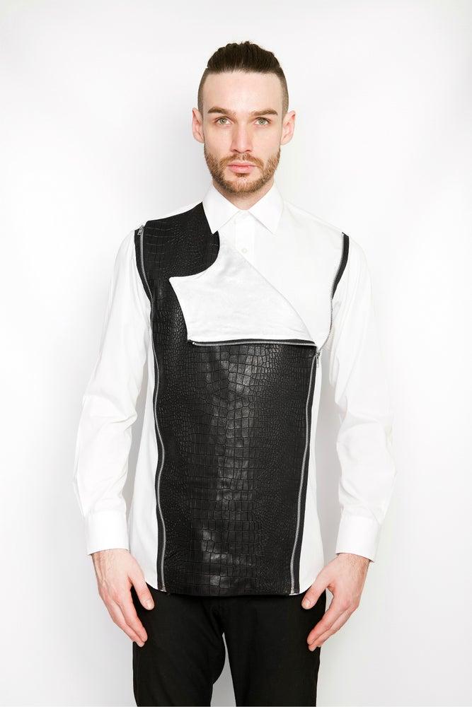 Image of Ⅲ Croc Armour Shirt